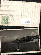 433121,Foto AK Macedonia Ohrid Teilansicht Kajak Boot - Mazedonien