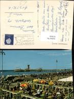 433826,Netherlands Den Haag Scheveningen Boulevard Seebrücke - Ansichtskarten