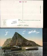 433937,Gibraltar The Rock From The Eastern Beach Atunara Boote Felsen - Gibraltar