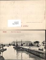 433935,Gibraltar Rock From Algeciras Hafen Boote - Gibraltar