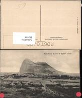 433938,Gibraltar Rock From Queen Of Spains Chair Berg - Gibraltar