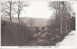 BASSE SUR LE RUPT - 88 -  - INTROUVABLE Sur Le Site  Vue De PLANOIS - Edit  Delboy  - ENCH0616 - - France