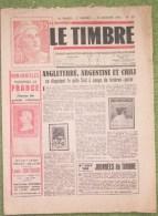 Le Timbre No 20 15 Janvier 1948 - Magazines