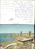 434378,Argentina Mar Del Plata Vista Aerea Teilansicht M. Strand - Argentinien