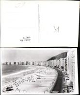 434372,Brazil Rio De Janeiro Praia De Copacabana Teilansicht Strand - Ohne Zuordnung