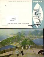 434369,Brazil Rio De Janeiro Vista Do Pao De Acucar Totale Aussicht - Ohne Zuordnung