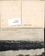 434317,India Birds Eye View Of Poona Pune From Bund Teilansicht - Indien