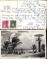 434373,Brazil Recife Praia De Boa Viagem Strand Strandleben - Brasilien