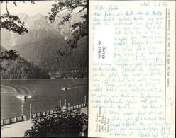 434298,Abchasien Lake Ritsa Ritza-See Bergkulisse - Ansichtskarten