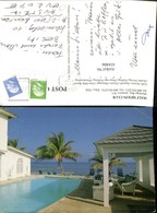434406,Jamaica Montego Bay Half Moon Club Pool Palmen - Ansichtskarten
