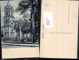 434412,Panama Cathedral Church Kirche - Panama
