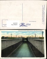 434395,Panama Canal Gatun Locks Looking South Schleuse - Panama