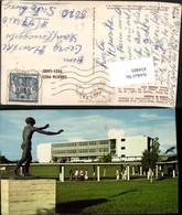 434405,Panama City Campus Of The University Statue Towards The Light - Panama