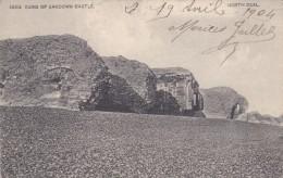 ANGLETERRE ENGLAND RUINS OF SANDOWN CASTLE  BELLE CARTE RARE !!! - Other