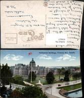 434627,British Columbia Victoria Parliament Building Gebäude - Kanada