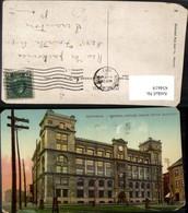 434619,Quebec Montreal General Offices Grand Trunk Railway Gebäude - Kanada