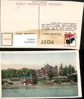 434618,Ontario Thousand Islands Hopewell Gebäude - Kanada