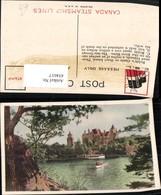 434617,Ontario Thousand Islands Boldts Castle On Heart Island Schloss - Kanada