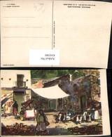 434580,Künstler AK C. X. Carlson Mexico City Guadalupe Volkstypen Motiv - Mexiko