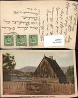 434607,Quebec Tadoussac Chauvin Post Hütte - Kanada