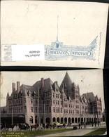 434609,Quebec Montreal Lace Viger Hotel Gebäude - Kanada