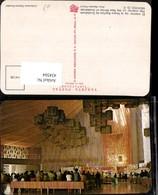 434564,Mexico City El Interior De La Nueva Basilica De Guadalupe Kirche Innenansicht - Mexiko