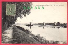 45 CHATILLON-sur-LOIRE - Les Bords De La Loire - Chatillon Sur Loire