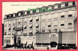88 CONTREXEVILLE - Entrée De La Salle Des Fêtes Du Casino - Francia