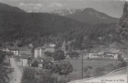 ST.CERGUE → Petit Villages Anno 1912 - NE Neuenburg