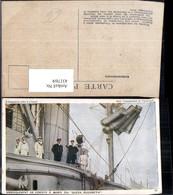 431769,Embarquement De Cordite A Bord Du Queen Elizabeth Matrosen Kriegsschiff Schiff - Krieg