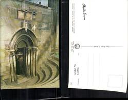 436346,Palästina Bethlehem Entrance To The Holy Manger Eingang Portal - Ohne Zuordnung