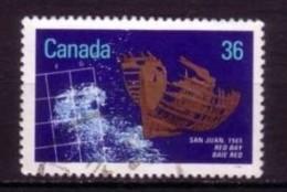Canada, Maritime, épave, Wreck, Bateau, Boat, Bois, Wood - Maritime