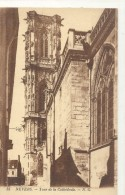 .55. NEVERS - TOUR DE LA CATHEDRALE . NON ECRITE - Nevers