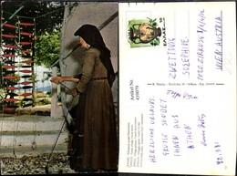 439079,Greece Griechenland Griechisches Dorf Handwerk Frau Volkstypen Europa - Europe