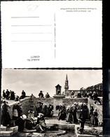 439077,Foto Ak Scenes Et Types Bretons Ste-Anne-la-Palud Brunne Kirche Volkstypen Eur - Europe