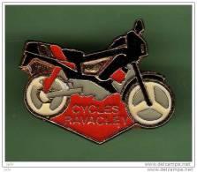 CYCLES RAVACLEY *** Signe DIMO *** 0016 - Cyclisme