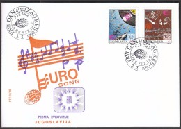 Yugoslavia Zagreb 1990 / EUROSONG Music - Musica