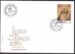 Yugoslavia Zagreb 1990 / Josip Broz Tito - Celebrità