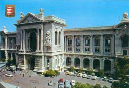 CPM - MONACO - Le Musée Océanographique - Musée Océanographique