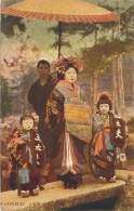 JAPENESE LADY - Non Classés