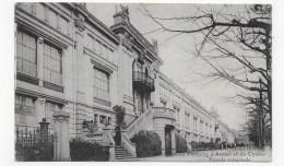 SAINT ETIENNE - MANUFACTURE D' ARMES ET DE CYCLES - FACADE PRINCIPALE - CPA VOYAGEE - Saint Etienne