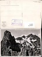 440314,Säntis M. Hotel U. Observatorium Vom Lysengrat Bergkulisse Kt Appenzell - AI Appenzell Rhodes-Intérieures