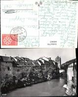 440465,Brugg Teilansicht Fluss Kt Aargau - AG Aargau