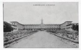 SAINT JODARD - LE SANATORIUM EN 1931 - CPA  VOYAGEE - Frankreich