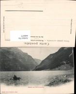 440477,Abend Am Klönthalersee See Bergkulisse Kt Glarus - GL Glarus