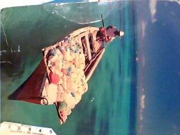 MAURITIUS ISLAND MARCHAND DE CORAUX  CONCHIGLIE  CORALLO    VB1988 STAMP R2 ART FN3586 - Mauritius