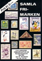 Samla Frimärken - E W Larssons Frimärksaffär AB - Stamps
