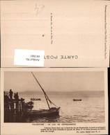 441801,Palästina Palestine Le Lac De Genezareth See Boote - Ansichtskarten