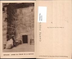 441777,Palästina Bethlehem Entree De L'Eglise De La Nativite Kirche Portal - Ansichtskarten
