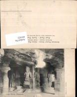 441822,India Elephanta Linga Shrine Schrein Statuen Antike - Indien